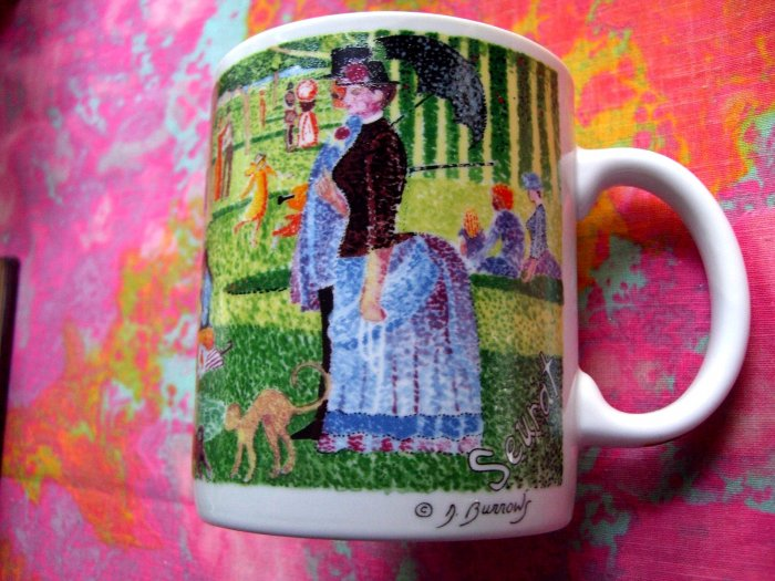 CHALEUR BURROWS MASTER'S COLLECTION MUG