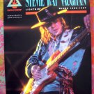 Hal Leonard ~ Stevie Ray Vaughan Song Book 25 Songs ~ Lightnin' Blues 1983-1987