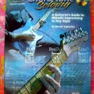 Chord Tone Soloing: A Guitarist's Guide to Melodic Improvising in any Style Instruction Song Book
