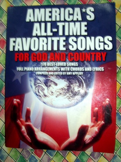 America's All-Time Favorite Songs God Country