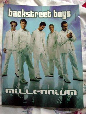 Backstreet Boys Songbook Millennium ~ Piano & Guitar & Vocal
