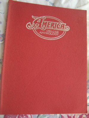 Rock Band America: Deluxe Anthology ~ Circa 1972 Guitar Piano Lyrics
