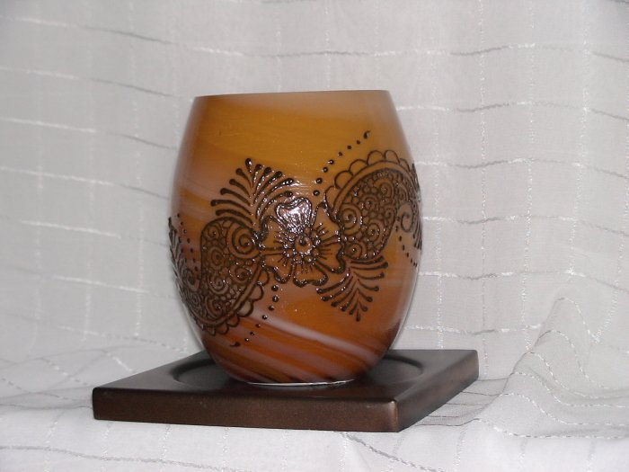 Unique Votive Holder 4