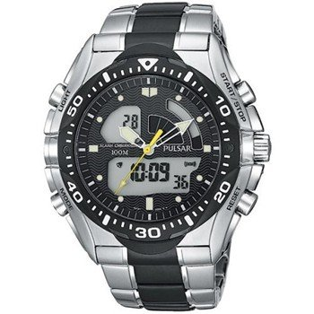 NEW Pulsar Pp4007 Tech Gear Mens Watch
