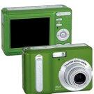 NEW Polaroid i634 Lime Green 6.0MP Digital Camera