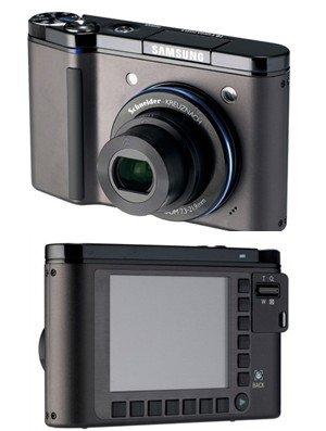 Samsung NV15 Black 10.1-Megapixel Digital Camera
