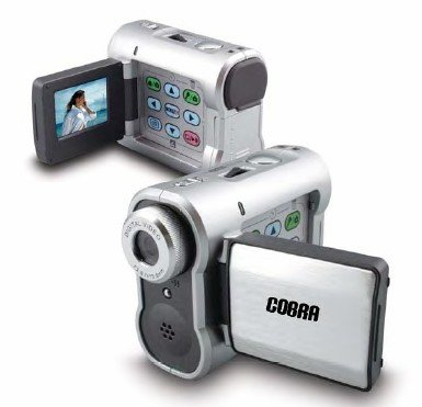 NEW COBRA DIGITAL DVC1000 VIDEO RECORDER