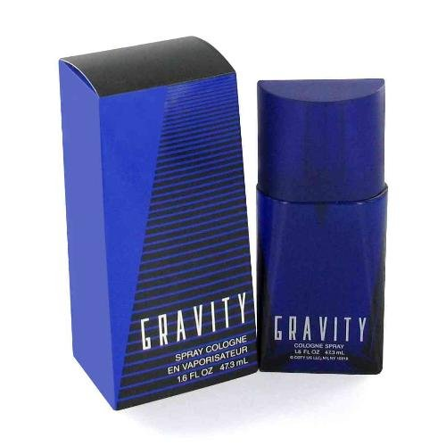 NEW Gravity Cologne by Coty for Men - Cologne Spray 1.6 oz.