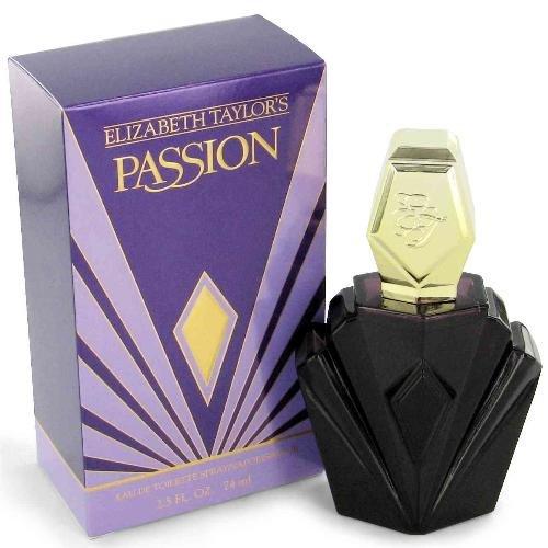 NEW Passion Perfume by Elizabeth Taylor for Women - Eau De Toilette Spray 2.5 oz.