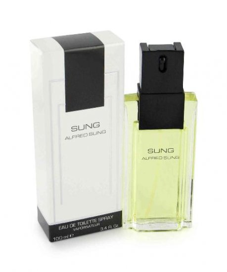 NEW Alfred Sung Perfume by Alfred Sung for Women - Eau De Toilette Spray 1.7 oz.