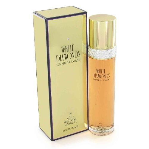 NEW White Diamonds Perfume by Elizabeth Taylor for Women - Eau De Toilette Spray  3.3oz.