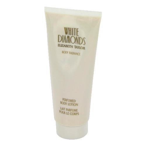 NEW White Diamonds Perfume by Elizabeth Taylor for Women - Body Lotion 3.3oz