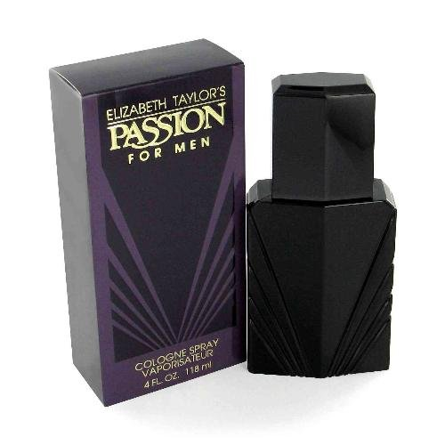 NEW Passion Cologne by Elizabeth Taylor for Men Cologne Spray 4oz
