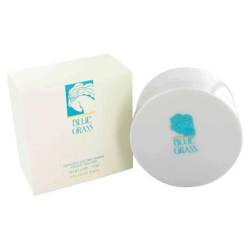 NEW Blue Grass Perfume by Elizabeth Arden for Women - Dusting Powder 5.3oz