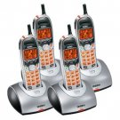 UNIDEN DCT756-4 CORDLESS TELEPHONE WITH CALLER ID AND CALL WAITING