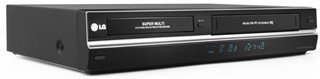 LG RC797T Super Multi DVD/VHS Recorder with HD Tuner