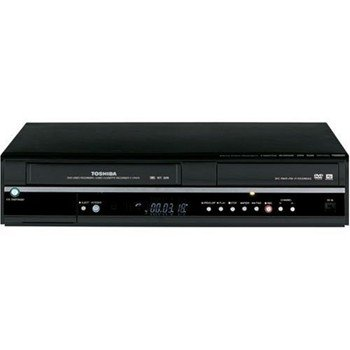 Toshiba D-VR600 DVD Recorder/VCR Combo with 1080i Upconversion