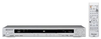 NEW Pioneer DV-400VS DVD Player with HDMI Output and USB Host - Silver
