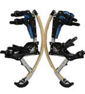 NEW Air-Trekkers 2008 Teen Model Jumping Stilt 90-110 lbs