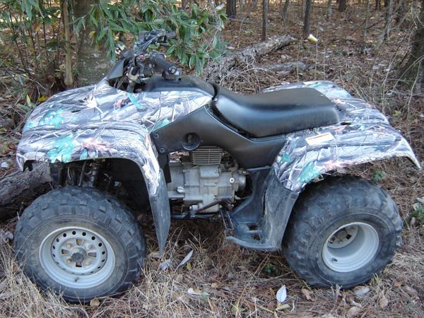 NEW Camowraps Standard Camo ATV Kit
