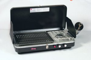 """NEW Century """"Matchless Cook & Grill Stove"""