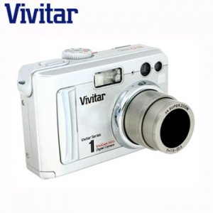 NEW VIVITAR® ViviCam 8.0MP DIGITAL CAMERA
