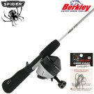 NEW BERKLEY® SPINCAST ROD/REEL COMBO