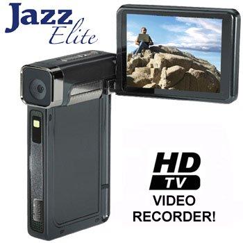 NEW JAZZ® ELITE HI-DEFINITION VIDEO CAMERA