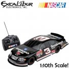 NEW EXCALIBUR® NASCAR 1:10TH SCALE RADIO CONTROL CAR