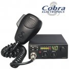 NEW COBRA® 40 CHANNEL COMPACT CB RADIO