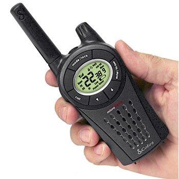 COBRA® 12-MILE RANGE GMRS RADIOS