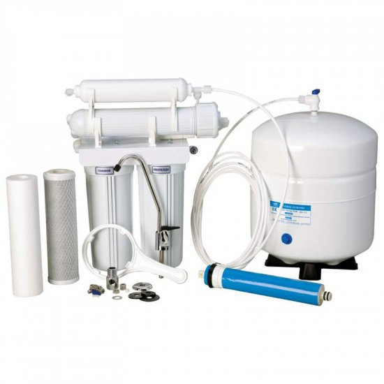 NEW Reverse Osmosis Water Filter System