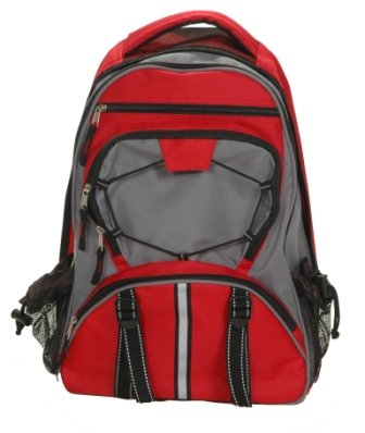 NEW Deluxe Multipocket Hikers Backpack (set of 5)