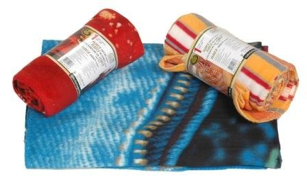 NEW Warm Polar Fleece Blanket (Set of 5)
