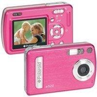Polaroid A520 5MP Digital Camera - Pink
