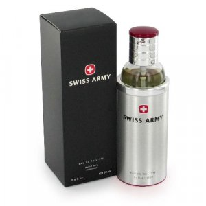 NEW Swiss Army Cologne by Swiss Army for Men - Eau De Toilette Spray 3.4oz.