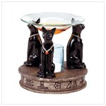 Holy Temple Cat Oil Warmer