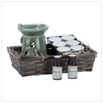 Happy Frog Oil Burner Set