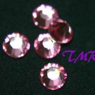 30ss Swarovski Rhinestones FB 36 pcs ~LIGHT ROSE~