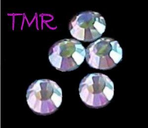 20ss Swarovski Rhinestones FB 144 pcs ~Crystal AB~