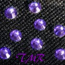 20ss Swarovski Rhinestones HOT FIX 72 pcs ~TANZANITE