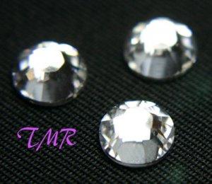 20ss Swarovski Rhinestones FB 72 pcs ~Crystal Clear~