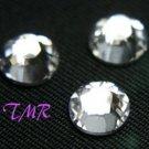 16ss Swarovski Rhinestones FB 72 pcs ~Crystal Clear~