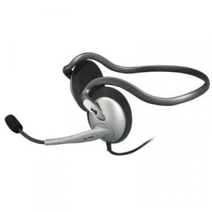 Speech Recognition Headset CYBER ACOUSTICS DHAC645 *FREE SHIPPING*