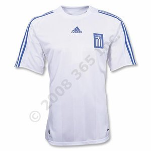 Greece Home Jersey