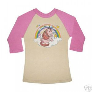 T-Shirt (my little pony)