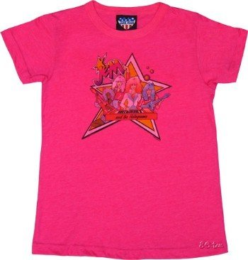 T-Shirt (jem and the holograms)