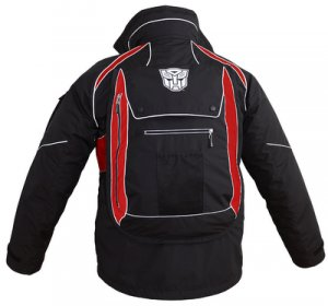 Jacket (transformers)