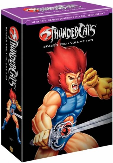DVD Box Set (thundercats)