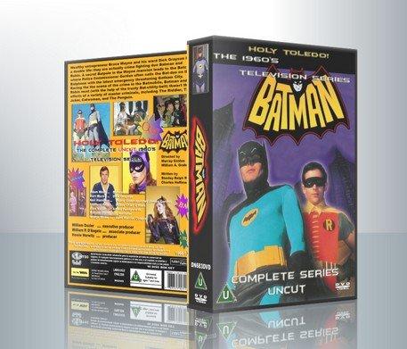DVD Box Set (batman cartoon)